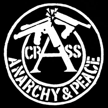 Crass Anarchy Peace Patch